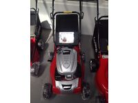 "NEW COBRA LAWNMOWERS BALLYNAHINCH , FROM £244 FOR 18"" POWER DRIVE MOWERS"
