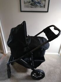 UPPAbaby vista travel system.