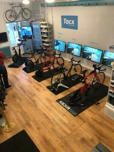 Tacx Trainer Demo Evening!