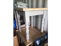 Solid Pine Cafe / Bar Tables