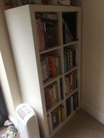 Expedit 2 x 4 cubes white