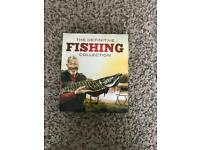 Fishing dvds great Christmas present