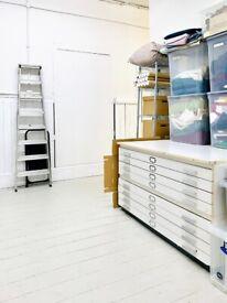 540sq feet Studio and Desk Space available for Photographer, Designer, Illustrator