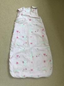 Baby sleeping bag, 6-18m