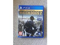 Watch Dogs 2 - PS4 / PlayStation 4
