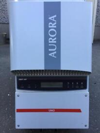 ABB Solar Panel Inverter