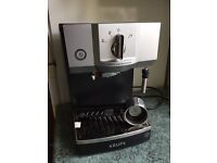 Krups Coffee Machine - Perfect Condition, Just had a full service and descale - ready to go!