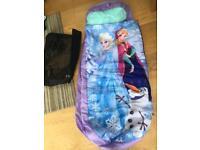 Children's Frozen air bed