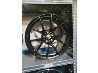 "19"" alloy wheels alloys rims tyres fits bmw 3 4 5 6 7 Vw Volkswagen t5 t5.1 t6"