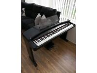 Yamaha Clavinova CVP-35 perfect working order.
