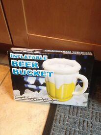 Inflatable Beer Drinks Cooler