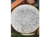 Granite steppingstones