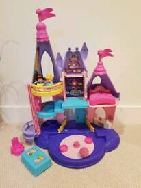 Disney Little People Princess Palace