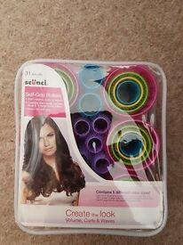 Self Grip Hair Rolllers