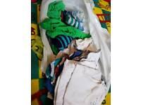Boys 2-3 underwear &vest bundle