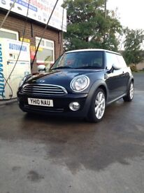 Mini Cooper 2010 chilli pack