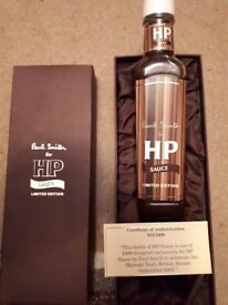 Paul smith limited edition hp sauce