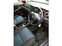 Toyota COROLLA 5-DR 1.6 VVT-i T3 5dr Manual