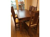 John Lewis Maharani Table and Chairs