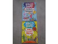 Roald Dahl Experiments and Bugs books
