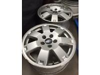 2x Ford Mondeo Alloys