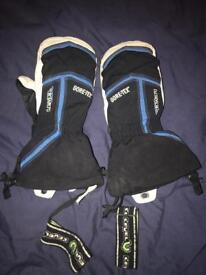 Level Heli XCR Gortex Mitts