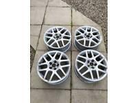 Vw Montreal 2 alloy wheels