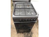 Gas cooker indesit 50cm