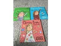 Lauren Child Clarice Bean books x 3