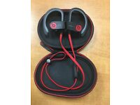 Genuine BEATS PowerBeats 2 with software update 1.1.11 installed. MINT condition!!!!