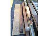 Approx 12 lengths timber( firewood)