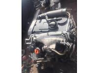 Audi vw seat leon 2.0 tdi turbo bkd