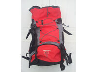 Berghaus red & black Freeflow II 50 (litre) rucksack with H20 waterproof material