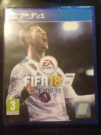 Bargain deal Fifa 18 for PS4