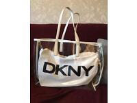 Genuine DKNY large ladies bag can post £12 ono