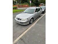 Saab, 9-5, Estate, 2001, Manual, 2958 (cc), 5 doors