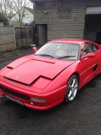 Ferrari Replica.......