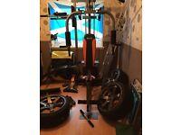Multi gym weight bench