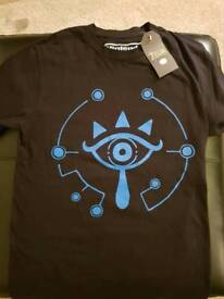 Zelda t-shirt. Brand new with tags