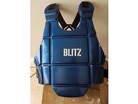 Blitz Childrens Martial arts chest protectors