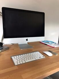 21.5-inch iMac, 3.06 Ghz, Intel Core 2 Duo, 4GB RAM, 500 GB Memory (Late 2009) - Excellent Condition