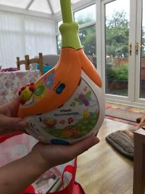Fisher price cot mobile.