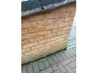 Free bricks to a good home !