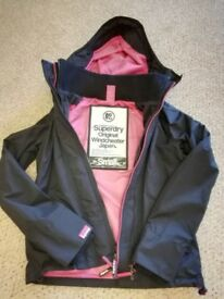 Women's Superdry Windcheater Jacket (small)