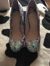 Faith high heels size 7