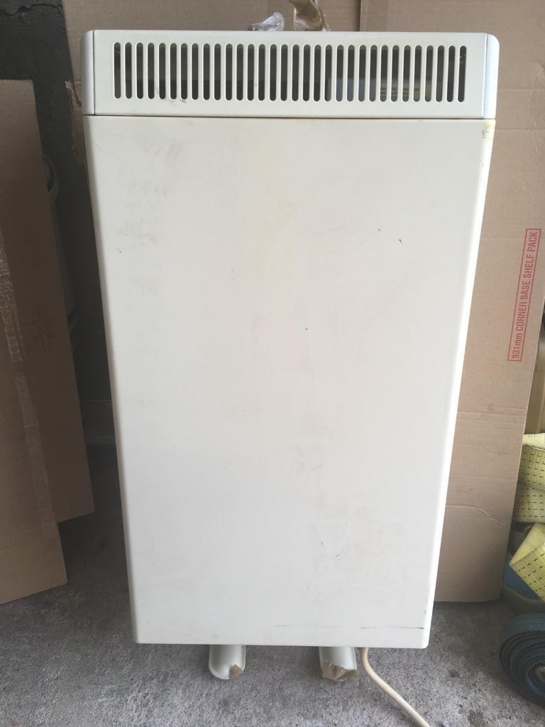 X2 Dimplex Storage Heaters Small Sized