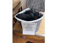 Ex Hire Kilt Socks (Laundered)