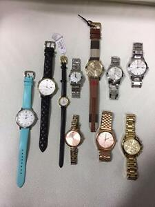 Ladies Burberry, Kate Spade, Michael Kors and Nixon Watches - Liquidation Prices