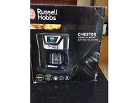 Russell Hobbs Chester Ground and Brew Coffee Machine