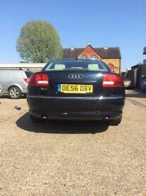 Audi A8L 3.0 TDI quatro